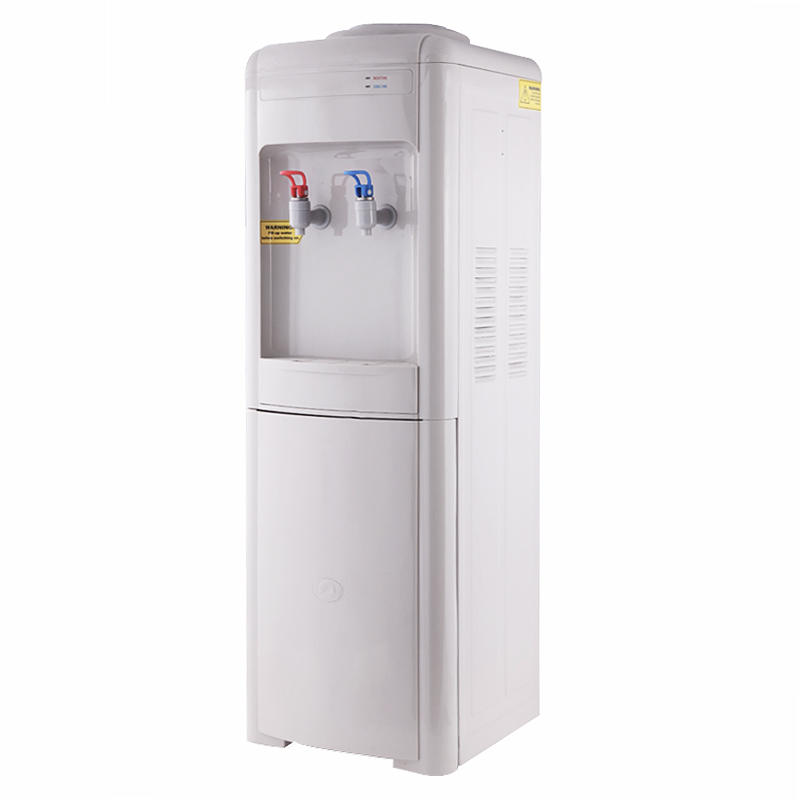 Plastic Hot and Cold Water Dispenser with Filter