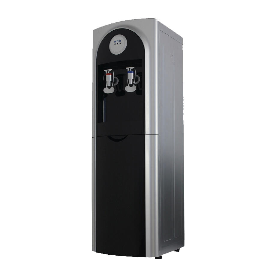Home Water Dispenser with Fridge Hot and Cold  166L-B